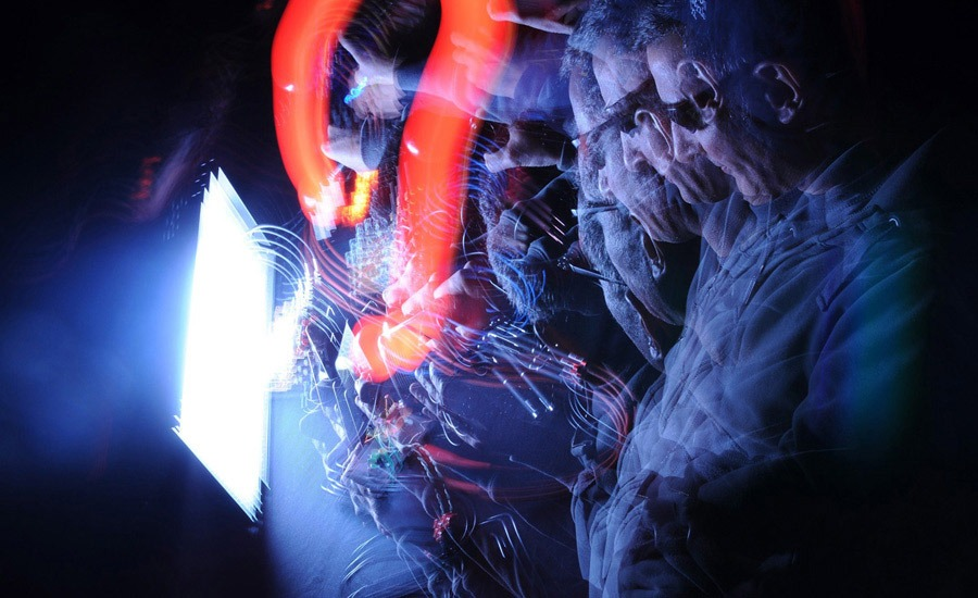 """<span class=""""entry-title-primary"""">Megatsunami</span> <span class=""""entry-subtitle"""">Light to sound live performance</span>"""